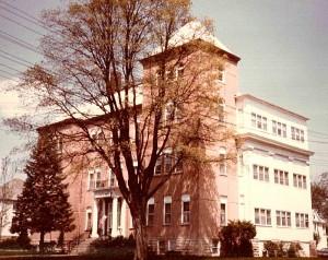 Origional VLH Building